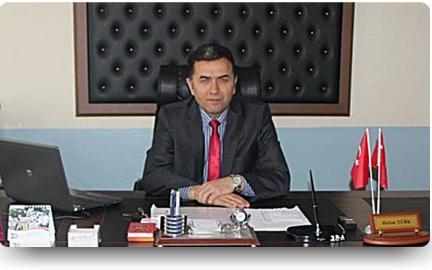 Halim TÜRK - Müdür/Tarih Öğretmeni